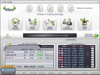 Devisenhandel leicht gemacht mit eToro