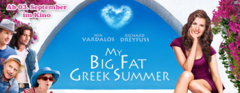 Filmvorschau: My Big Fat Greek Summer