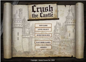 Crush the Castle – Web game