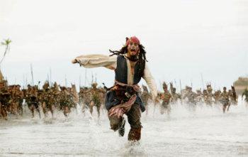 Fluch der Karibik 4 ohne Johnny Depp?!