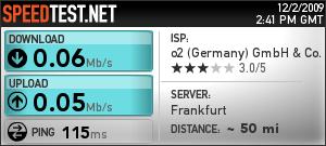 Der Kostenlose Speedtest für die Internetverbindung