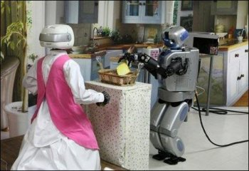 """Mahru-Z"" – Der Roboter kann Kochen, Putzen, Saubermachen…"