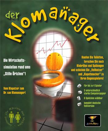 """""""Der Klomanager"""" – Das Geschäft mit dem Geschäft"""