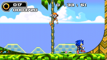 Ultimate Flash Sonic – Onlinespiel im Browser zocken
