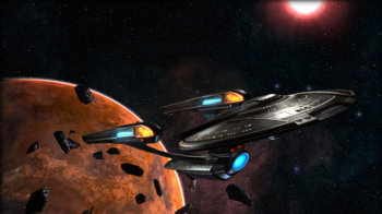 Star Trek Online wird Free to Play