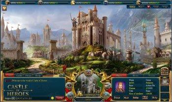 Offizieller Start von Castle of Heroes