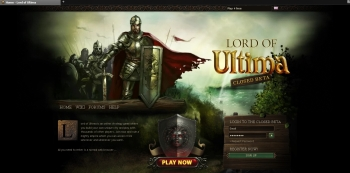 Neues Browsergame – Lord of Ultima