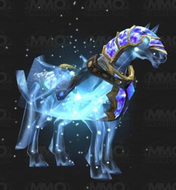 """World of Warcraft: Reittier """"Celestial Steed"""" verschafft Blizzard immense Einnahmen"""