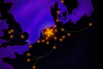LOFAR beginnt mit der Suche nach außerirdischen Signalen