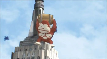 "YouTube-Hit ""Pixels"" von Patrick Jean"