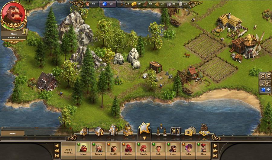 Die Siedler Online – Neues Browsergame von Ubisoft und Bluebyte