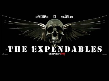 The Expendables – Kinofilm mit den größten Action-Stars