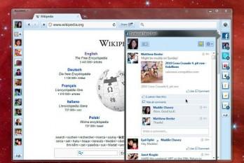 Rockmelt – Der Facebook und Twitter Browser