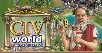 Civilization World – Start des Alpha-Tests auf Facebook