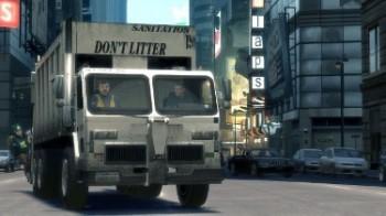 The Trashmaster – Spielfilm nur mit Hilfe von GTA IV erstellt