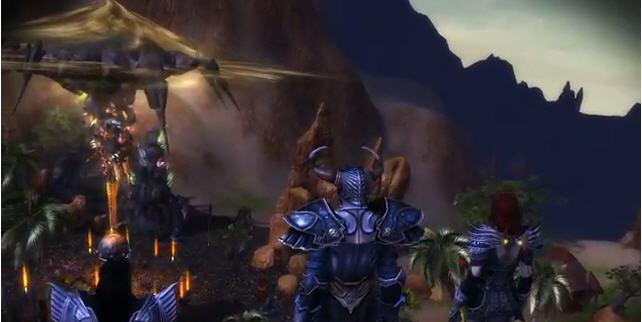 "Rift: Neuer PVP-Trailer zu Patch 1.4 ""Legacy of the Fallen"" erschienen"