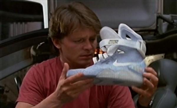 SENSATION: Nike bringt die Nike MAG aus Zurück in die Zukunft auf den Markt