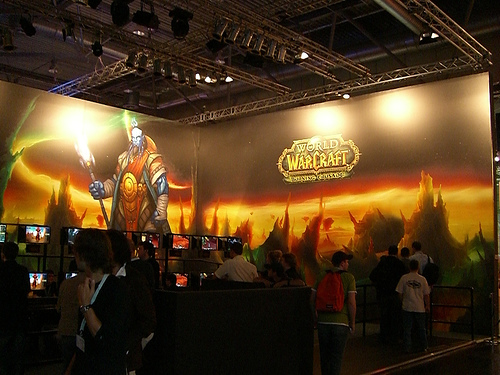 World of Warcraft als eSport Disziplin