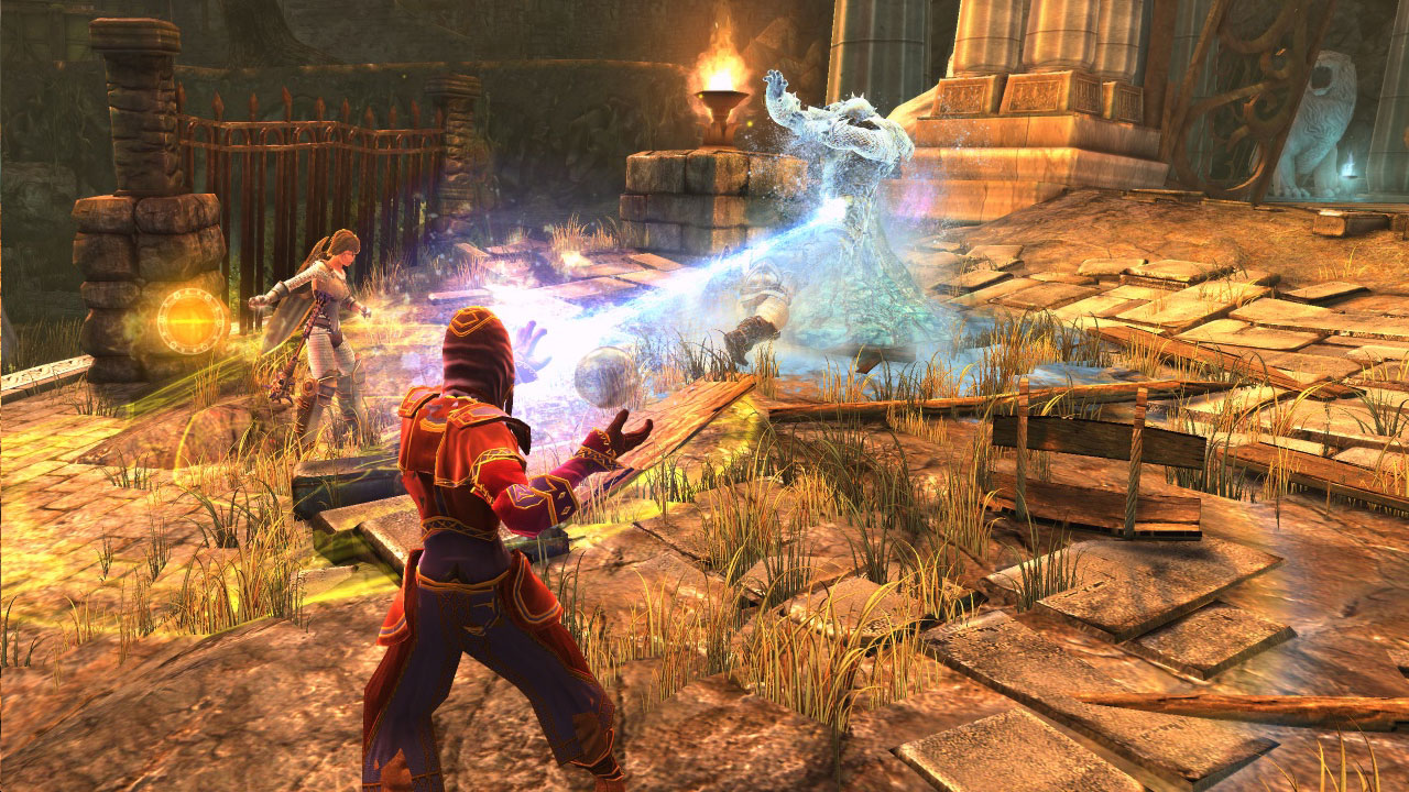 Neverwinter – E3-Trailer zum kommenden Free-to-Play MMO