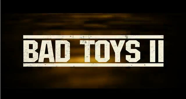 BAD TOYS 2 – Rasante Action im Kinderzimmer