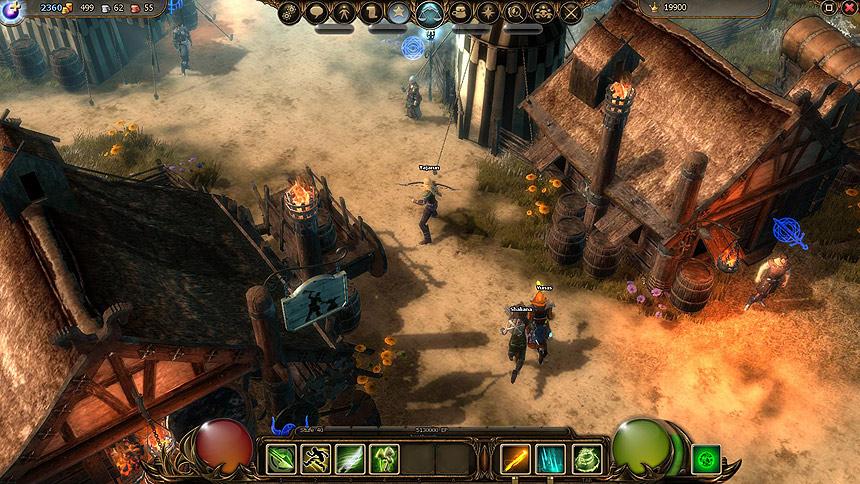 Drakensang Online: Atlantis – Großes Update veröffentlicht