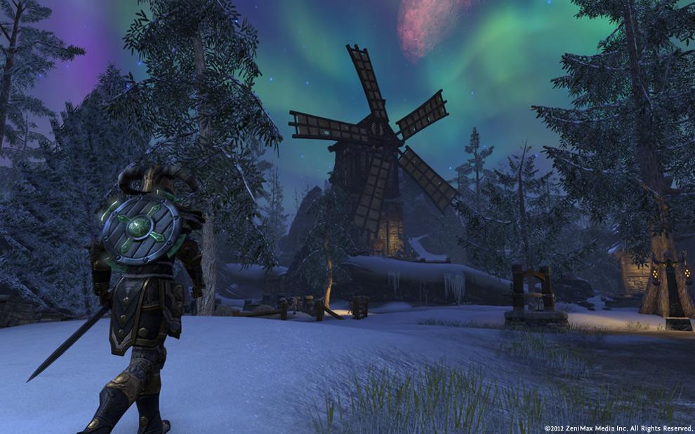 The Elder Scrolls Online – Release-Termin bekannt