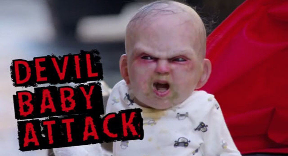 Devils Baby Attack – Neuer Viraler Werbeschocker