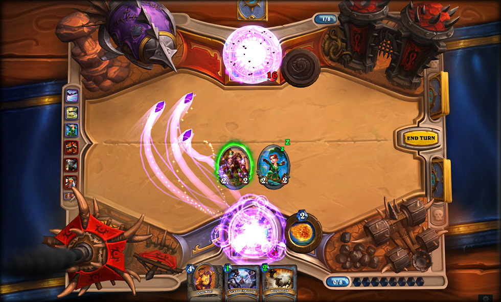 Hearthstone – Release schon Anfang April?