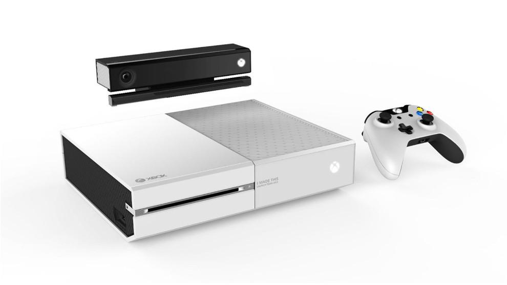 Xbox One – Weiße Konsole bei Ebay