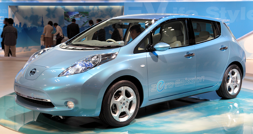 NISSAN LEAF – Die Alternative zum Benziner