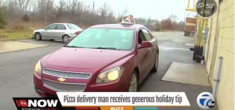 Pizzabote bekommt 1.200$ Trinkgeld von RuneScape-Streamer