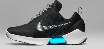 Nike HyperAdapt 1.0 – Selbstschnürender Schuh