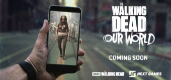 The Walking Dead Our World – AR – Alternative zu Pokémon GO